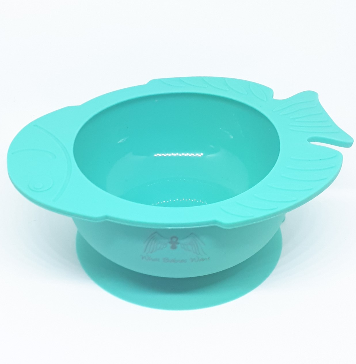 Silicone Fish Bowl Teal Lia And Reese