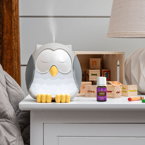 Feather The Owl Diffuser Wellness Bundle Deal Lia And